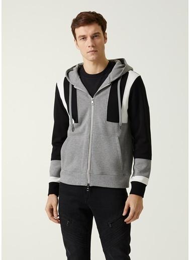 Neil Barrett Neil Barrett  Kapüşonlu Sweatshirt 101633709 Siyah